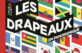 Chronique de l'album documentaire Les drapeaux en panoramique