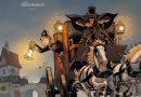 Chronique de la bande dessinée Les enquêtes de Lord Harold, douzième du nom