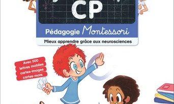 Chronique du livre d'apprentissage Méthode de lecture - Je suis en CP – Pédagogie Montessori