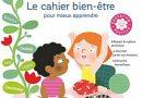 Chronique du livre d'activité Ma maternelle épanouie – Le cahier bien-être pour mieux apprendre