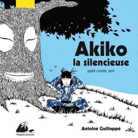 Chronique de l'album jeunesse Akiko la silencieuse