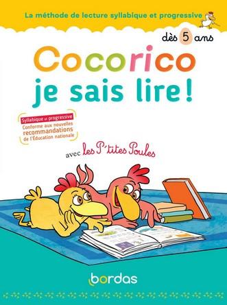 Chronique du cahier d'activité Cocorico je sais lire