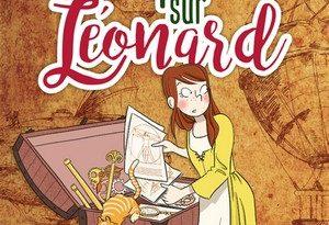 Chronique du roman jeunesse Les savantissimes – Enquête sur Léonard