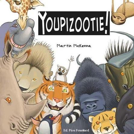 Chronique de l'album jeunesse Youpizootie