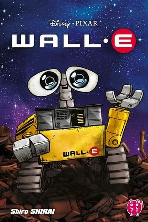 Chronique du manga jeunesse Wall-E