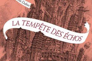 Chronique du roman La Passe-Miroir - La tempête des échos