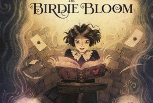 Chronique du roman jeunesse La pathétique histoire de Birdie Bloom