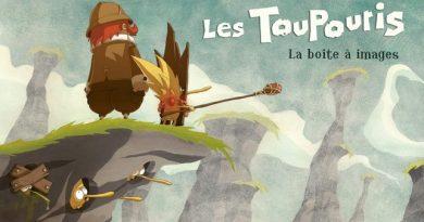 Chronique de l'album jeunesse Les Toupouris – La boîte à images