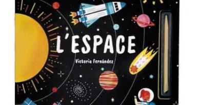 Chronique de l'album jeunesse Mon doc à gratter - L'Espace
