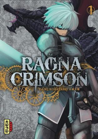 Chronique du manga Ragna Crimson