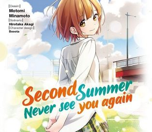 Chronique du manga Second Summer Never see you again