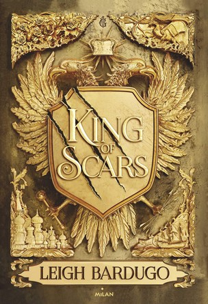 Chronique du roman King of Scars