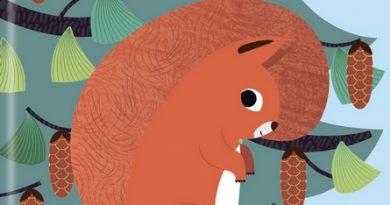 Chronique de l'album jeunesse écureuil