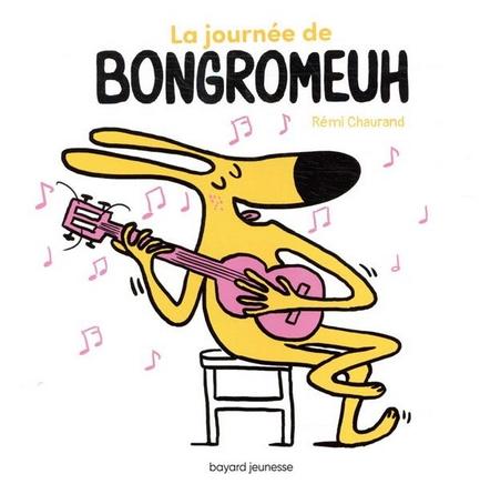 Chronique de l'album jeunesse La journée de Bongromeuh