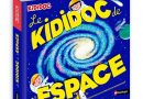 Chronique de l'album jeunesse kididoc dans l'espace
