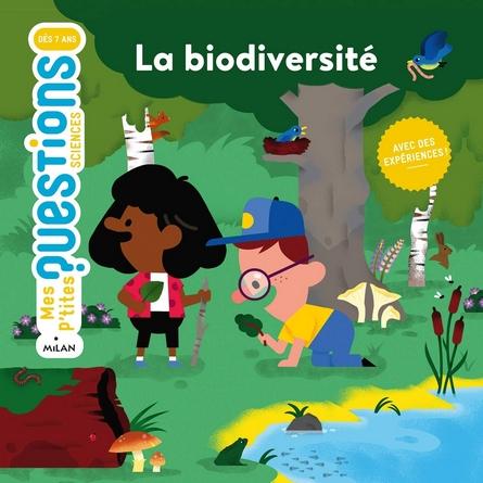 Chronique de l'album jeunesse la biodiversite