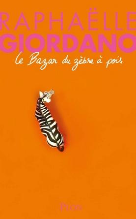 Chronique du roman le bazar du zebre a pois